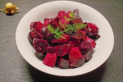 Rote Bete - Apfel - Gemüse