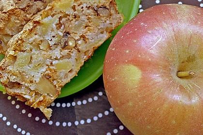 Apfel - Nusskuchen 0