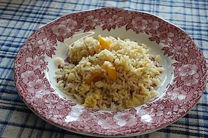 Gebratener Reis mit Ei 9