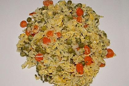 Gebratener Reis mit Ei 10
