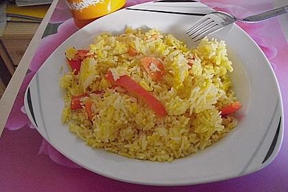 Gebratener Reis mit Ei 6