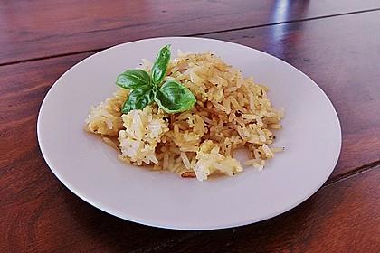 Gebratener Reis mit Ei 2