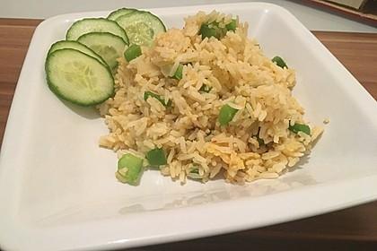 Gebratener Reis mit Ei 3