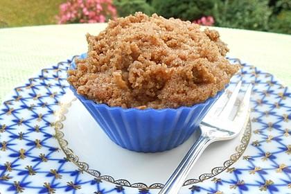 Apfelmuffins mit Zimtkruste 2