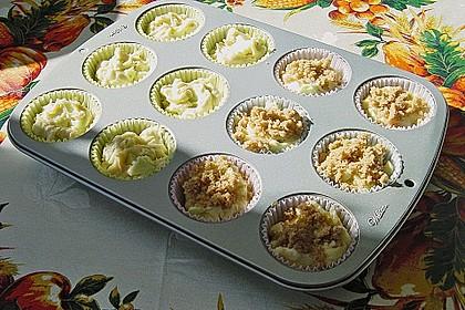 Apfelmuffins mit Zimtkruste 31
