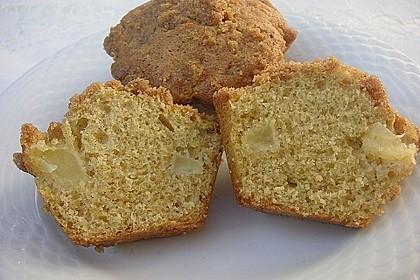 Apfelmuffins mit Zimtkruste 30
