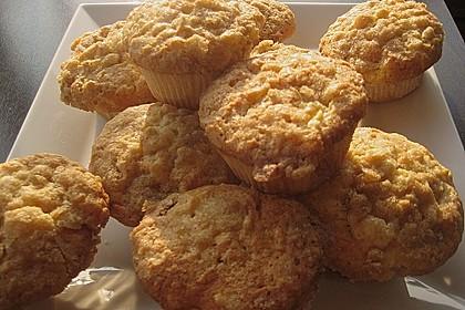 Apfelmuffins mit Zimtkruste 38