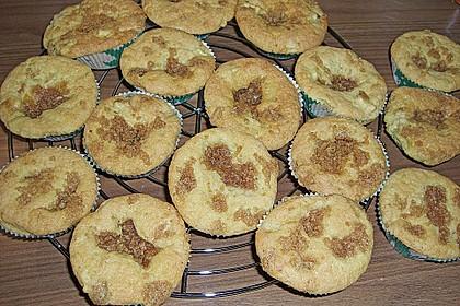 Apfelmuffins mit Zimtkruste 49