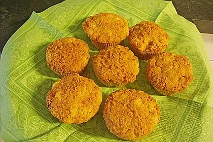 Apfelmuffins mit Zimtkruste 54