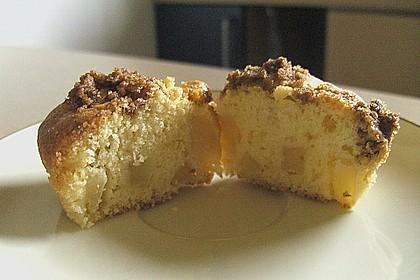 Apfelmuffins mit Zimtkruste 71