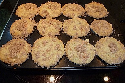 Apfelmuffins mit Zimtkruste 75