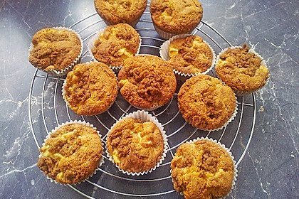 Apfelmuffins mit Zimtkruste 63