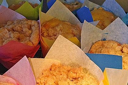 Apfelmuffins mit Zimtkruste 35