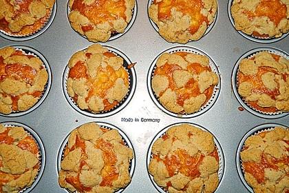Apfelmuffins mit Zimtkruste 48