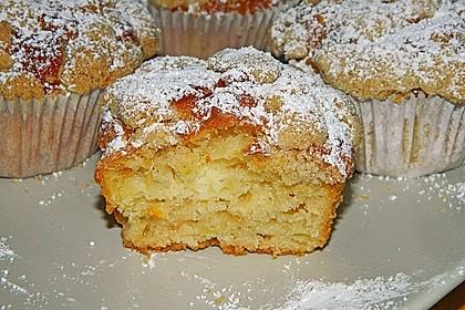 Apfelmuffins mit Zimtkruste 17