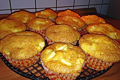 Apfelmuffins mit Zimtkruste 21