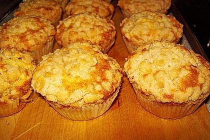 Apfelmuffins mit Zimtkruste 10