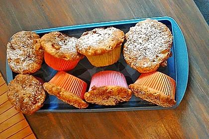 Apfelmuffins mit Zimtkruste 59