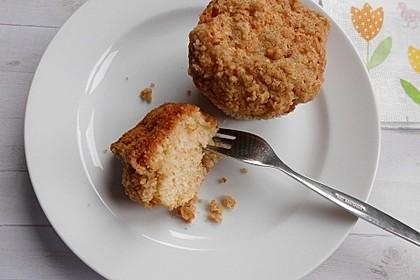 Apfelmuffins mit Zimtkruste 13