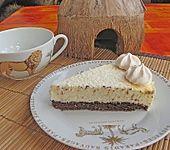 Kokos - Zitronentorte (Bild)
