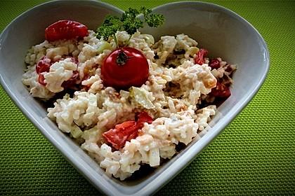Thunfisch - Reis - Salat 1