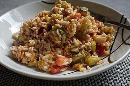 Thunfisch - Reis - Salat 12