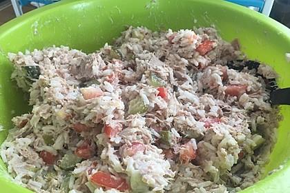Thunfisch - Reis - Salat 8