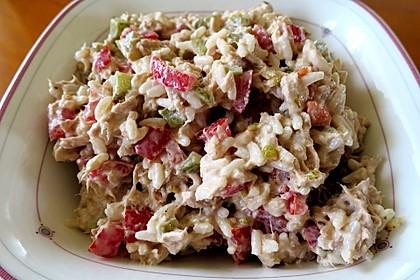Thunfisch - Reis - Salat 7