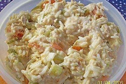 Thunfisch - Reis - Salat 20