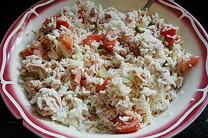 Thunfisch - Reis - Salat 10