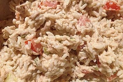 Thunfisch - Reis - Salat 19
