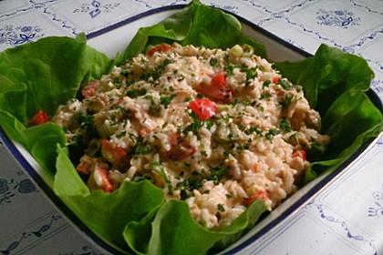 Thunfisch - Reis - Salat 15