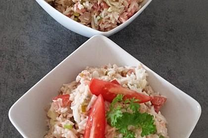 Thunfisch - Reis - Salat 5