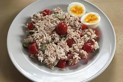 Thunfisch - Reis - Salat 6