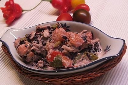 Thunfisch - Reis - Salat 22