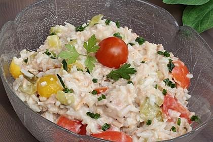 Thunfisch - Reis - Salat 11