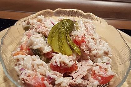 Thunfisch - Reis - Salat 23