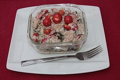 Thunfisch - Reis - Salat 16