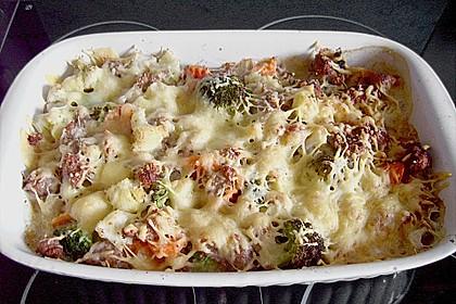 Kartoffelpufferauflauf 2