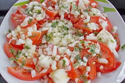 Tomaten - Mozzarella - Salat 13