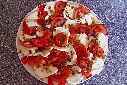 Tomaten - Mozzarella - Salat 14