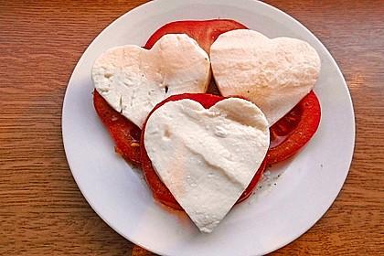 Tomaten - Mozzarella - Salat 6