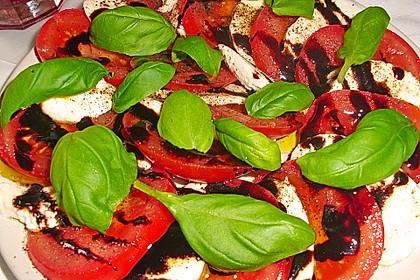 Tomaten - Mozzarella - Salat 5