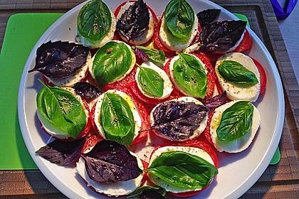 Tomaten - Mozzarella - Salat 4