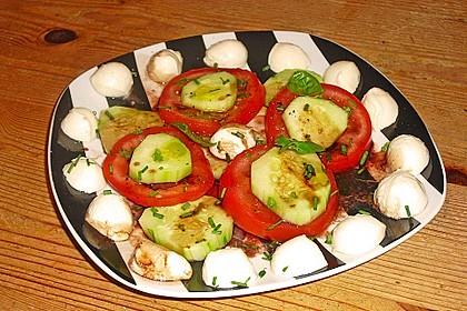 Tomaten - Mozzarella - Salat 9
