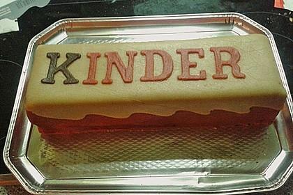 Kinderschokoladenkuchen