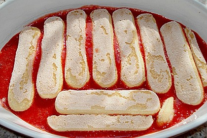 Erdbeer - Tiramisu 42