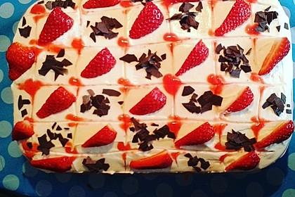 Erdbeer - Tiramisu 15