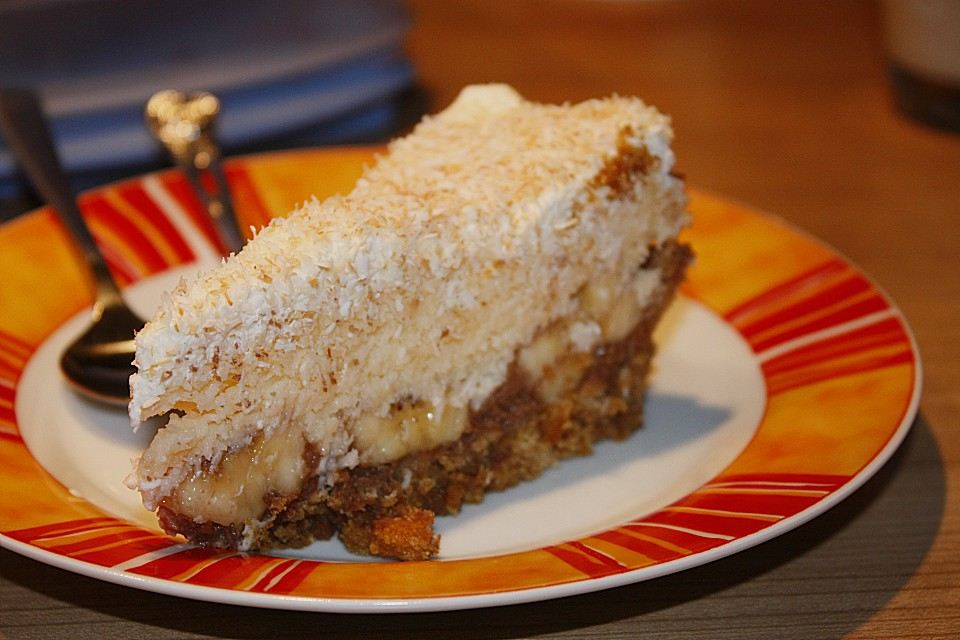 Banana Coconut Cream Pie Recipes — Dishmaps