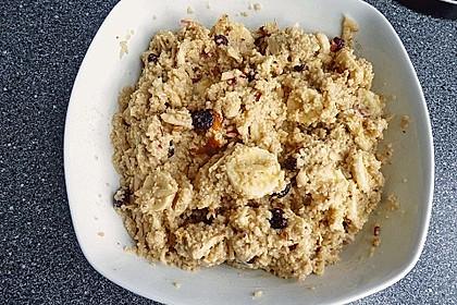 Süßer Couscous 1